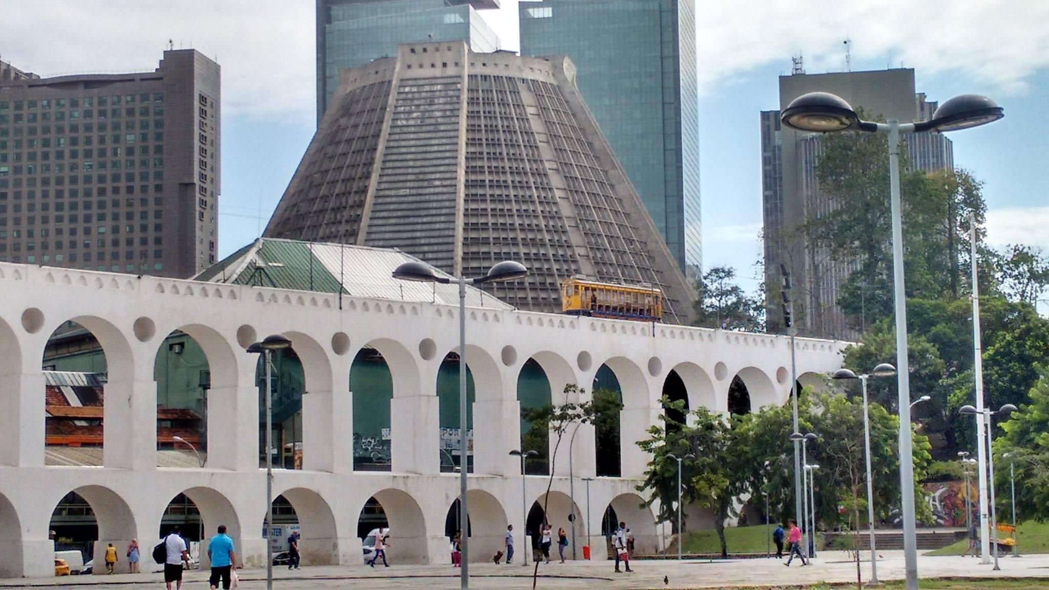 Rio, World Capital of Architecture by Unesco