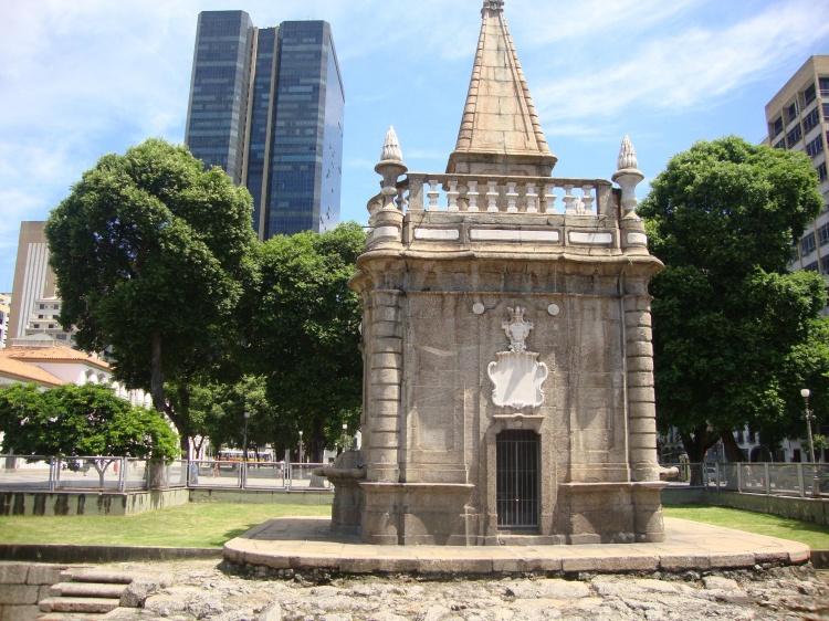 The Plastic Arts and Brazil – Part 2 : Master Valentin and Rio de Janeiro