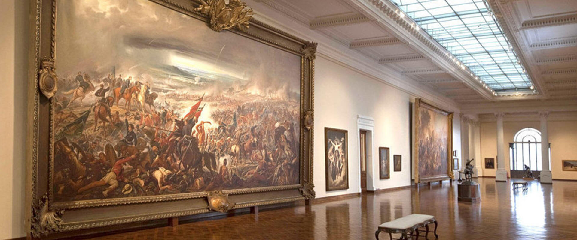 Trip to Downtown Rio: National Museum of Fine Arts