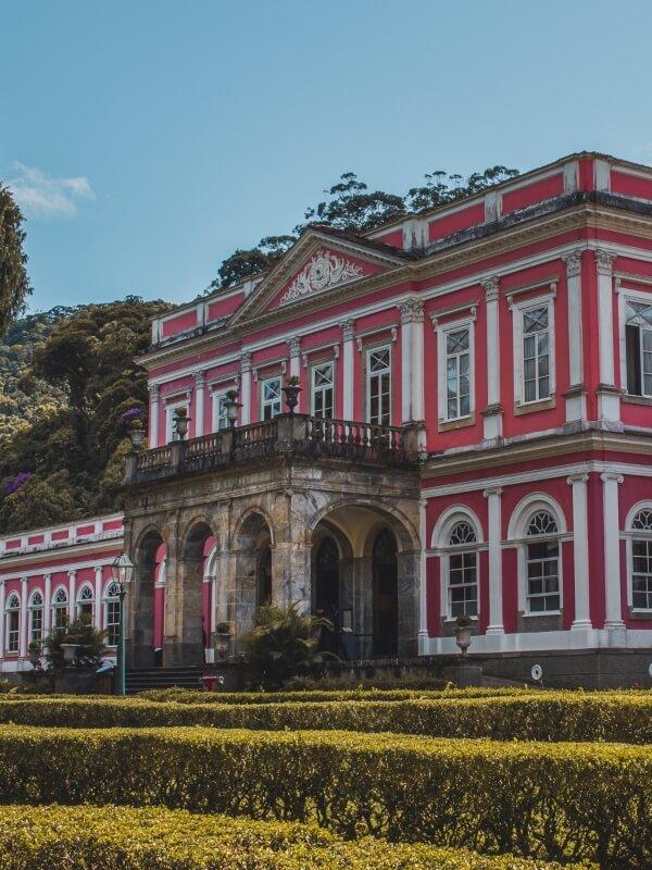 Imperial Museum in Petropolis