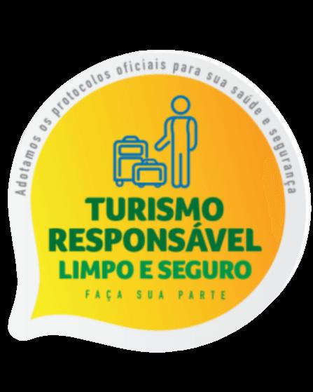 Ministerio do Turismo Stamp