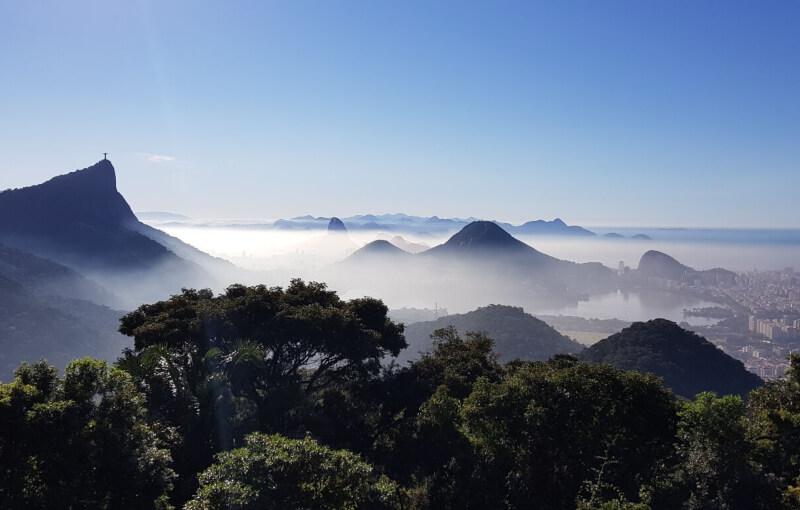 Rainforest Chinese View Belvedere