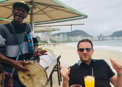 cocktail beach samba