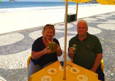 coconut guarana beach
